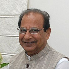 Lt. Governor of Andaman & Nicobar Islands Prof. Jagdish Mukhi.jpg