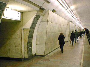 Lubyanka (Moscow Metro)