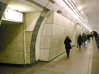 Lubyanka (Moscow Metro) - Image: Lubyanka 03