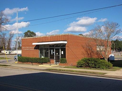 Lucama Post Office