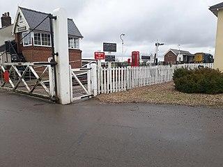 Ludborough railway station