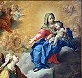 Ludovico mazzanti, madonna col bambino e santa lucia, 02.jpg