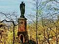 Luxembourg, statue Saint-Joseph Seminärsbierg (101).jpg