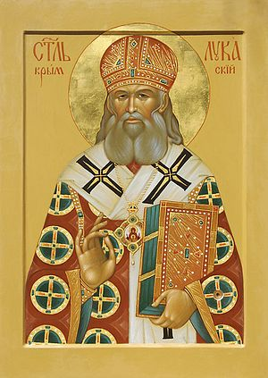 Luka (Voyno-Yasenetsky) - Saint Luke of Crimea