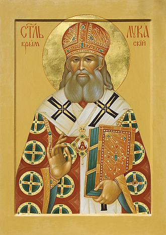 Luka (Voyno-Yasenetsky) - Saint Luke of Crimea