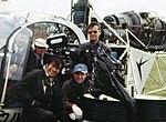 Lynn Garrison crew Richthofen & Brown, 1970.jpg
