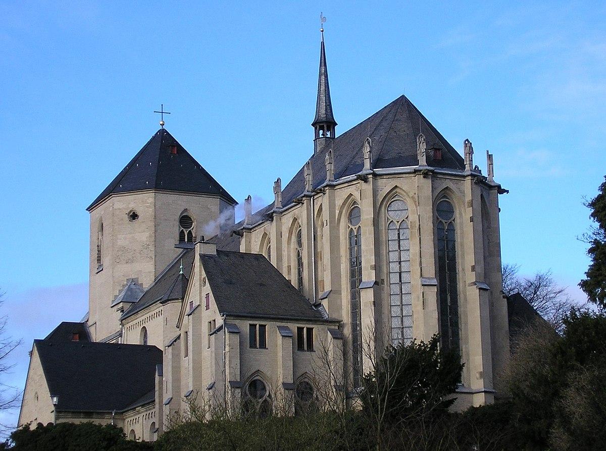 basilica of st  vitus  m u00f6nchengladbach