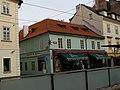 Měšťanský dům Černá hvězda (Malá Strana), Praha 1, Újezd 22, Malá Strana.JPG