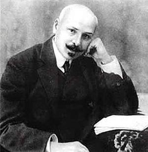 Mykhailo Kotsiubynsky