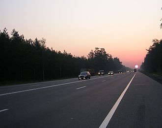M7 highway (Russia) - To the Eastern Sun