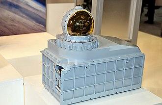 Sukhoi/HAL FGFA - Optical detection pod for the PAK FA/FGFA