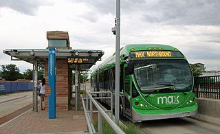 MAX Bus Rapid Transit (Colorado)
