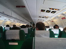 Md 80 for Vol interieur argentine