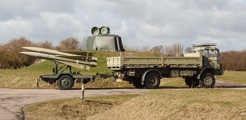 File:MIM-23 HAWK transportation, Stevnsfort Cold War Museum, Denmark-4834.jpg