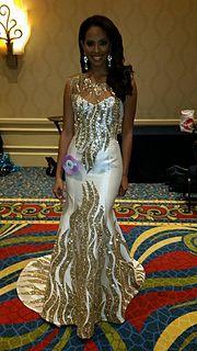 Valerie Hernandez Puerto Rican model