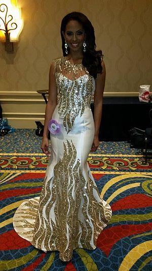 Miss International - Image: MI 2014, Valerie Hernandez