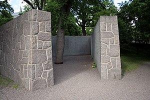 MS Estonia - Estonia memorial in Stockholm