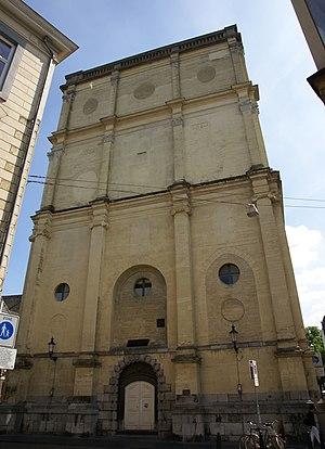 Pieter Huyssens - Image: Maastricht rijksmonument 506705 Achter de Comedie 1 Bonbonniere 20100524