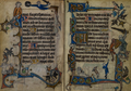 Maastricht Book of Hours, BL Stowe MS17 f111v-f112r.png