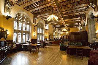 Yale Graduate School of Arts and Sciences - MacDougal Center in the Hall of Graduate Studies