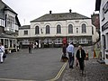 Main Square and Town Hall, Hawkshead - geograph.org.uk - 169301.jpg