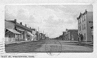 Whitewood, Saskatchewan Town in Saskatchewan, Canada