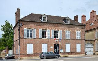Marcilly-sur-Seine Commune in Grand Est, France