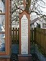 Maisach-Galgen Galgen2 Kruzifix mit Lourdesmadonna 03.jpg