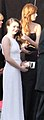 Maisie Williams and Sophie Turner At The 2014 SAG Awards (12023622815).jpg