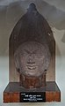Male Head with Turban - Kashan Period - ACCN 31-2122 - Government Museum - Mathura 2013-02-23 5685.JPG