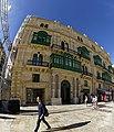Malta - Valletta - Republic Street - Palazzo Ferreria 1876 by Giuseppe Bonavia.jpg
