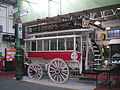 Manchester Carriage & Tramways Company horse bus L2, MMT Manchester Bus 100 event (1).jpg
