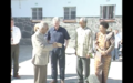 Mandela presents Clinton with quarried rock 06.png