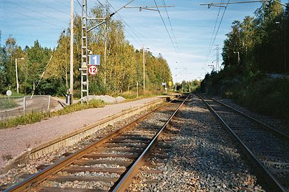 How to get to Mankki with public transit - About the place