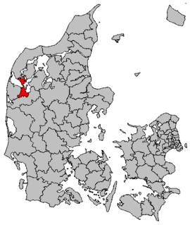 Struer Municipality Municipality in Mid Jutland Region, Denmark