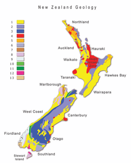 Geography of new zealand wikipedia map of geological conditions in new zealand increment in numbers represents elevation data source institute of geological and nuclear sciences publicscrutiny Choice Image