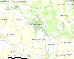 Map commune FR insee code 11357.png