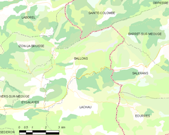 Map commune FR insee code 26022.png