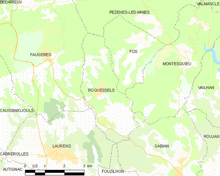 Fichier:Map commune FR insee code 34234.png