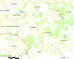 Map commune FR insee code 36016.png