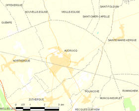 Map commune FR insee code 62057.png
