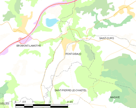 Map commune FR insee code 63285.png