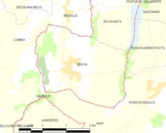 Map commune FR insee code 65422.png