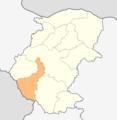 Map of Georgi Damyanovo municipality (Montana Province).png