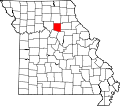 Map of Missouri highlighting Randolph County.svg