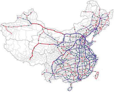 3国小镇2寿春路线图-中国国家高速公路网   使用中 建设中 / 规划中   ] 首都放射线   采用出口