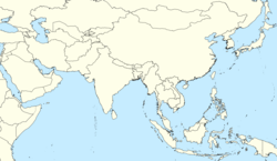 New Delhi is located in Asia