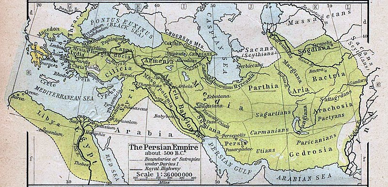 Tiedosto:Map of the Achaemenid Empire.jpg