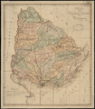 Map of the Eastern Republic of Uruguay, 1893 WDL11330.png