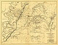 Map of the country between Millikens Bend, La. and Jackson, Miss. shewing the routes followed by the Army of the Tennessee under the command of Maj. Genl. U.S. Grant, U.S. Vols. in its march from LOC 99447409.jpg
